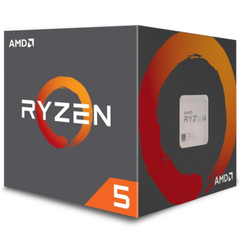 AMD Ryzen 5 1600 3.2/3.6GHz 6C/12T AM4